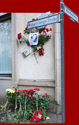 Gedenkstätte Dr. Richard Sorge